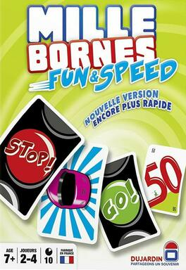 Mille Bornes: Fun & Speed