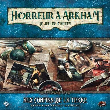 Horreur à Arkham: Le Jeu de Cartes - Aux Confins de la Terre - Investigateurs