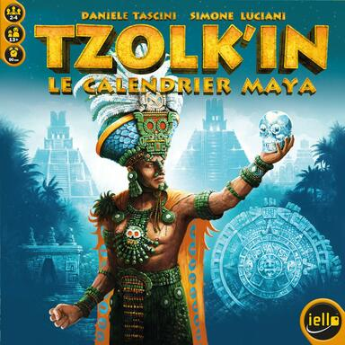 Tzolk'in: Le Calendrier Maya