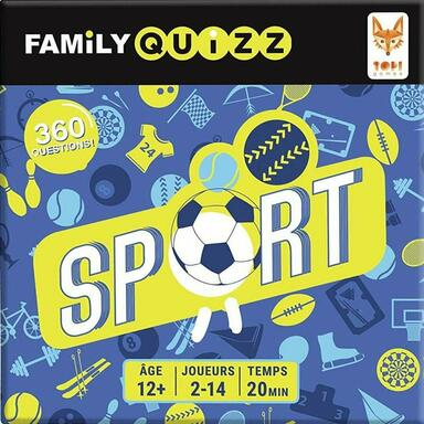 Family Quizz: Sport