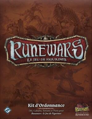 Runewars: Le Jeu de Figurines - Kit d'Ordonnance