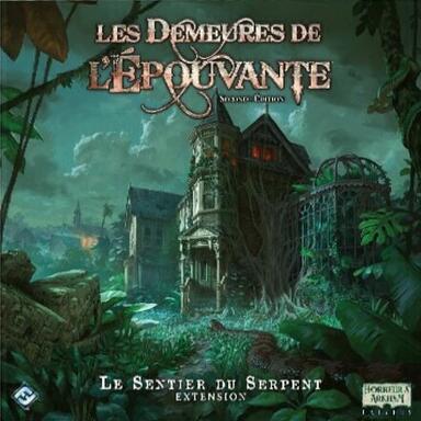Les Demeures de l'Épouvante: Seconde Édition - Le Sentier du Serpent
