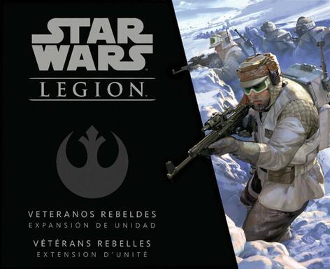 Star Wars: Légion - Vétérans Rebelles