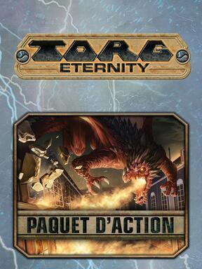 Torg Eternity: Paquet Action