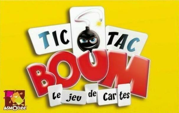 Tic Tac Boum: Le Jeu de Cartes