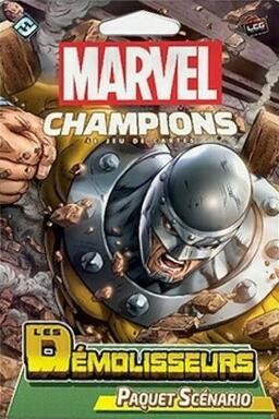 Marvel Champions: Le Jeu de Cartes - Les Démolisseurs