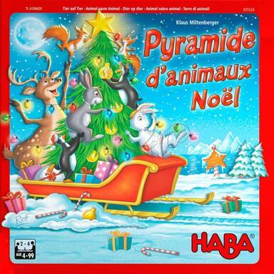 Pyramide d'Animaux: Noël