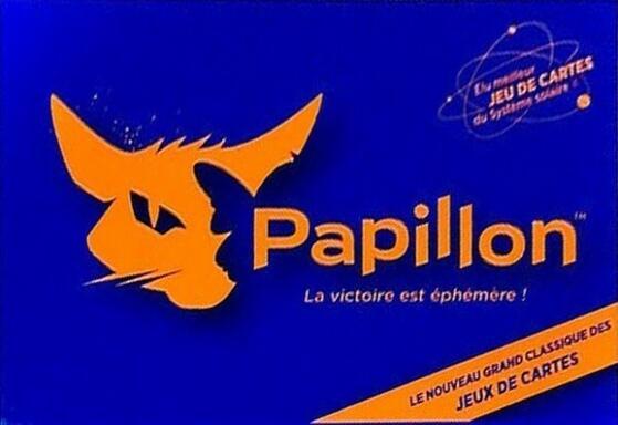 Papillon: Le Jeu de Cartes