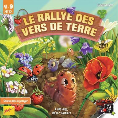 Le Rallye des Vers de Terre