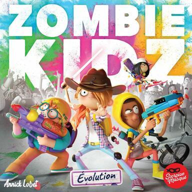 Zombie Kidz: Évolution