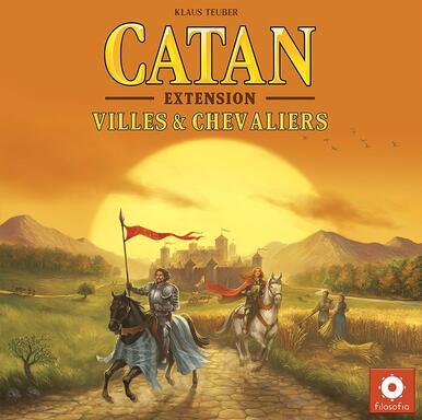 Catan: Villes & Chevaliers