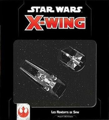 Star Wars: X-Wing - Les Renégats de Saw