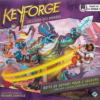 Keyforge: Collision des Mondes