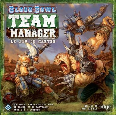 Blood Bowl: Team Manager - Le Jeu de Cartes