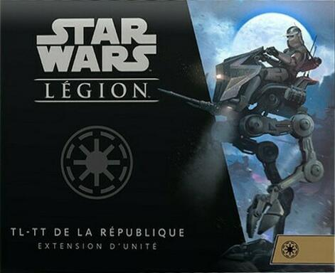 Star Wars: Légion - TL-TT de la République
