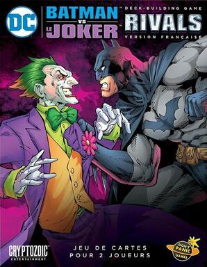 DC Comics: Deck-Building Game - Rivals - Batman vs Joker