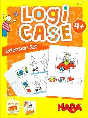 LogiCASE: Extension Set 4+ - Vie Quotidienne