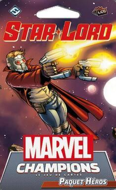 Marvel Champions: Le Jeu de Cartes - Star Lord