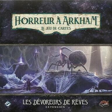 Horreur à Arkham: Le Jeu de Cartes - Les Dévoreurs de Rêves