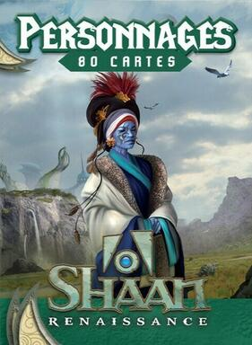 Shaan: Renaissance - Personnages