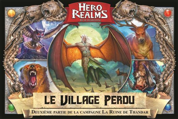 Hero Realms: Le Village Perdu