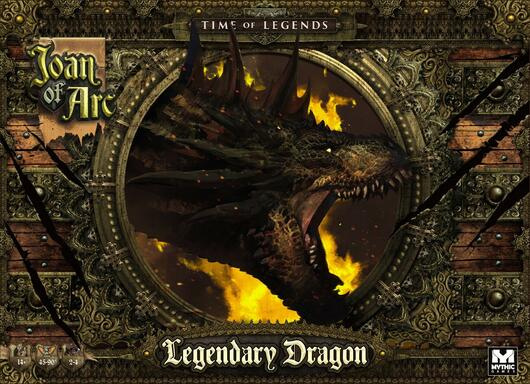 Time of Legends: Joan of Arc - Legendary Dragon