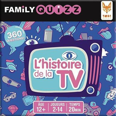Family Quizz: L'Histoire de la Tv