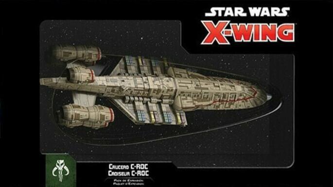 Star Wars: X-Wing - Cruicerd C-ROC