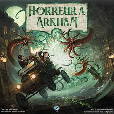 Horreur à Arkham