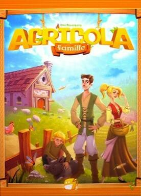 Agricola: Famille
