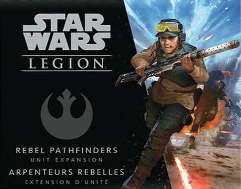 Star Wars: Légion - Arpenteurs Rebelles