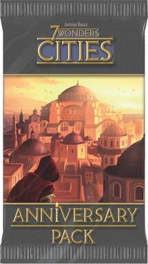7 Wonders: Cities - Anniversary Pack