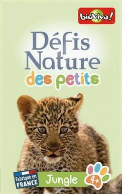 Défis Nature des Petits: Jungle
