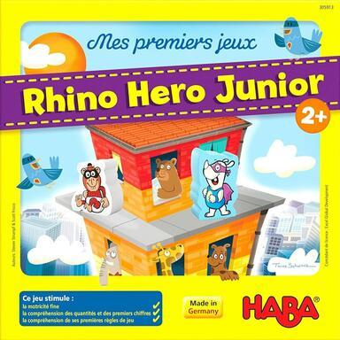 Mes Premiers Jeux: Rhino Hero Junior