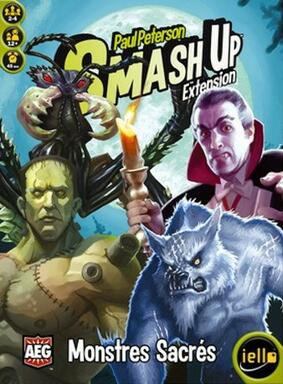 Smash Up: Monstres Sacrés