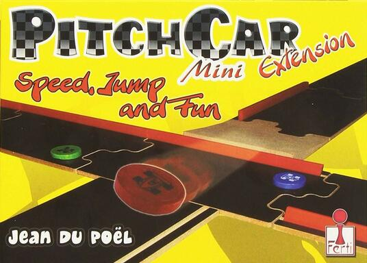PitchCar: Mini - Extension - Speed Jump and Fun