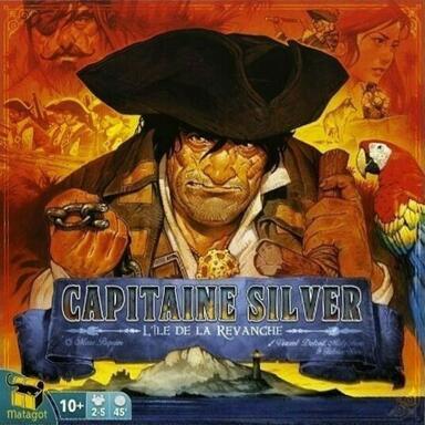 L'Île au Trésor: Capitaine Silver - L'Île de la Revanche