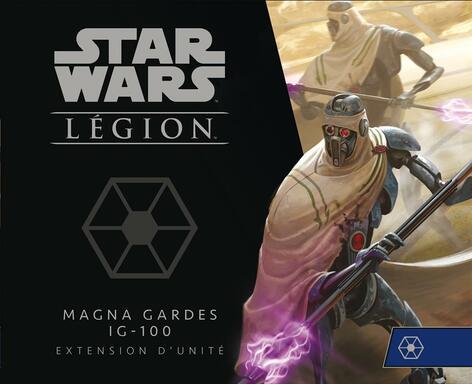 Star Wars: Légion - Magna-Gardes IG100