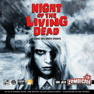 Night of the Living Dead: Un Jeu Zombicide