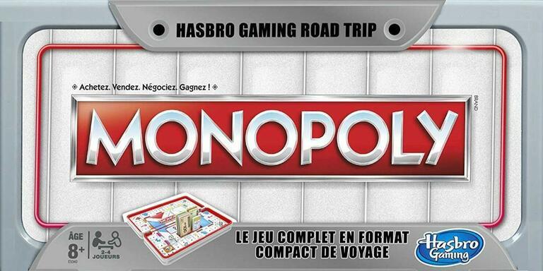Monopoly: Hasbro Gaming Road Trip