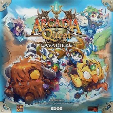 Arcadia Quest: Cavaliers