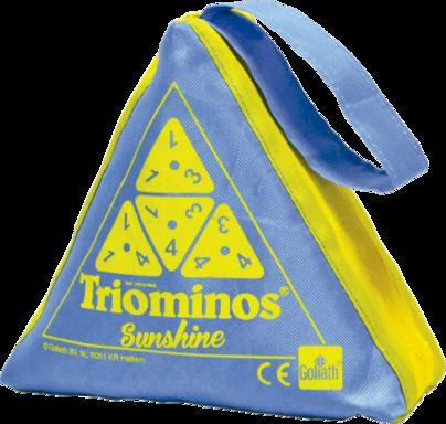Triominos: Sunshine (Bleu)
