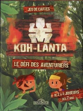 Koh-Lanta: Jeu de Cartes - Le Défi des Aventuriers