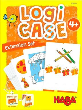 LogiCASE: Extension Set 4+ - Animaux