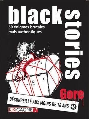 Black Stories: Gore