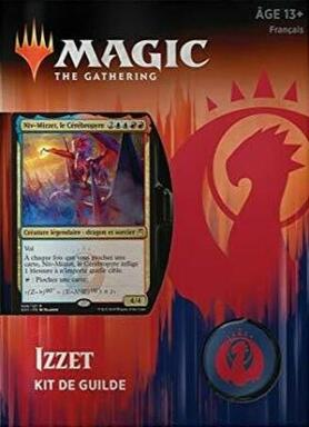 Magic: The Gathering - Izzet - Kit de Guilde