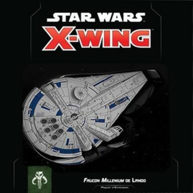 Star Wars: X-Wing - Faucon Millenium de Lando