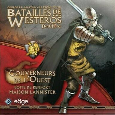 Batailles de Westeros: Gouverneurs de l'Ouest