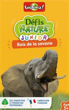 Défis Nature: Junior - Rois de la Savane