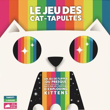 Le Jeu des Cat-tapultes